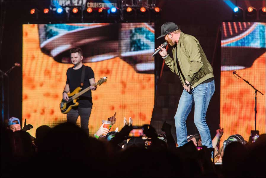 Cole Swindell auf Amerika-Tour