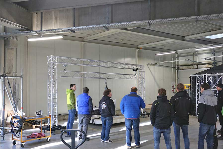 Truss Academy von Global Truss