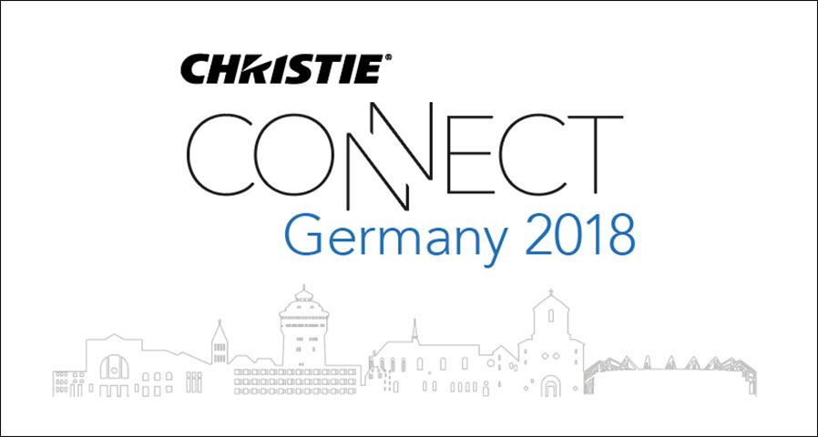 Christie Technologietage 2018