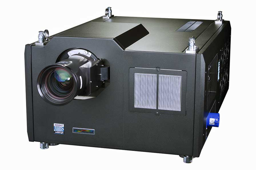 Der  Digital Projection INSIGHT Dual Laser 8K.