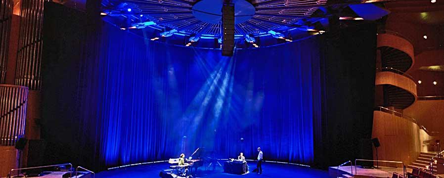 Jetzt mit Meyer Sounds LEOPARD: die Kölner Philharmonie (Fotos: Christian Palm)