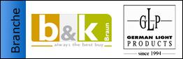 GLP und B&K Braun bündeln Vertriebsstruktur