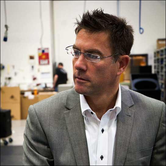 <b>Anthony Taylor</b>, Managing Director von Martin Audio - martin_audio_a_taylor